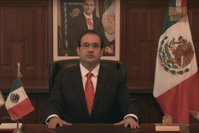 Juez condena a Javier Duarte a 9 años de cárcel