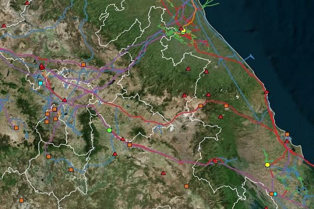 Detectan en Puebla 8 ductos y 7 hidroeléctricas en operación