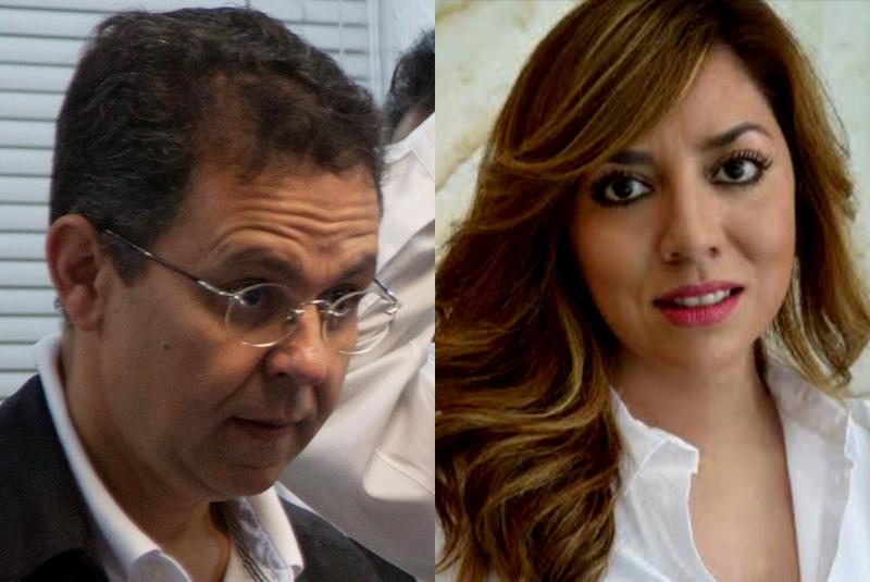 Conceden arraigo domiciliario a pareja del vocero de Morena