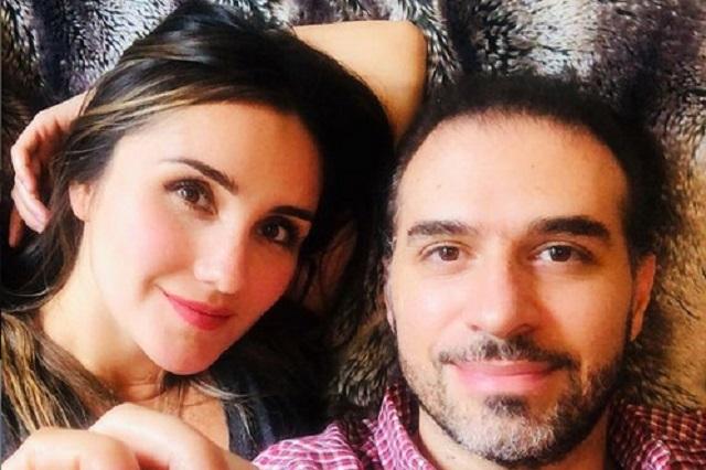 Ya nació la bebé de Dulce María y Paco Álvarez