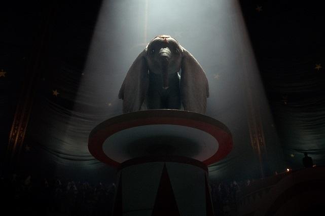 Estrena Disney poster y primer adelanto de la película de Dumbo