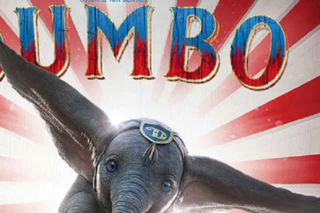 Disney estrena póster de Dumbo y anuncia nuevo tráiler