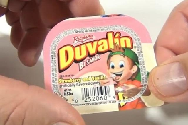 Lo que debes saber de Duvalín Bi de Ricolino sabor vainilla y fresa