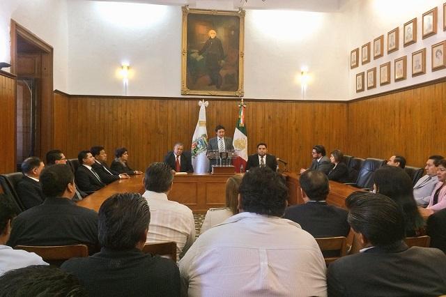 Destaca José Juan reducción de delitos en San Pedro Cholula