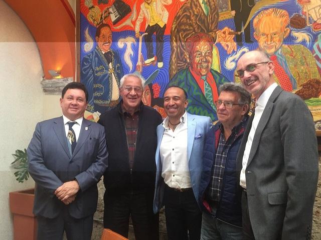 Ratifica Pacheco Pulido su deseo por el gobierno interino de Puebla