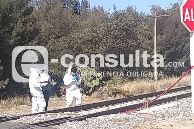 Hallan muerta a sexagenaria en  las vías del tren en Esperanza
