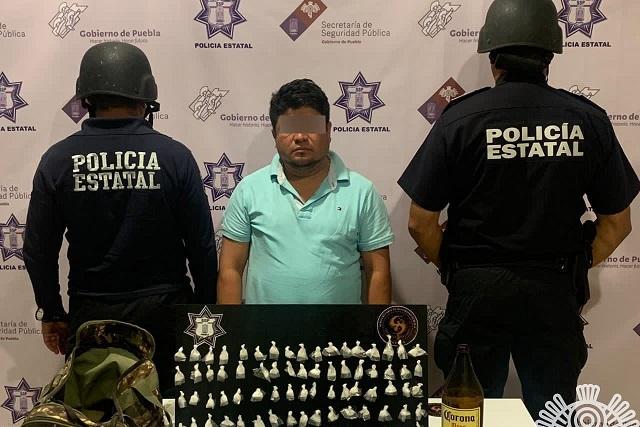 Cae líder delictivo que operaba en Ajalpan y Altepexi