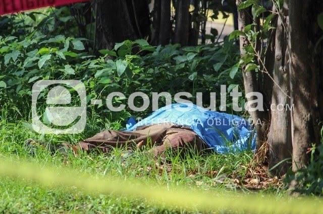 Matan de puñalada a indigente en la colonia Jorge Murad