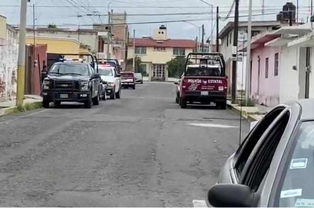 Robo a casa habitación moviliza a la policía a Villa Posadas