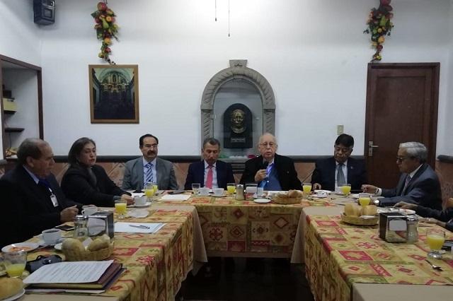 Cooperativa plantea proyectos de infraestructura para Puebla