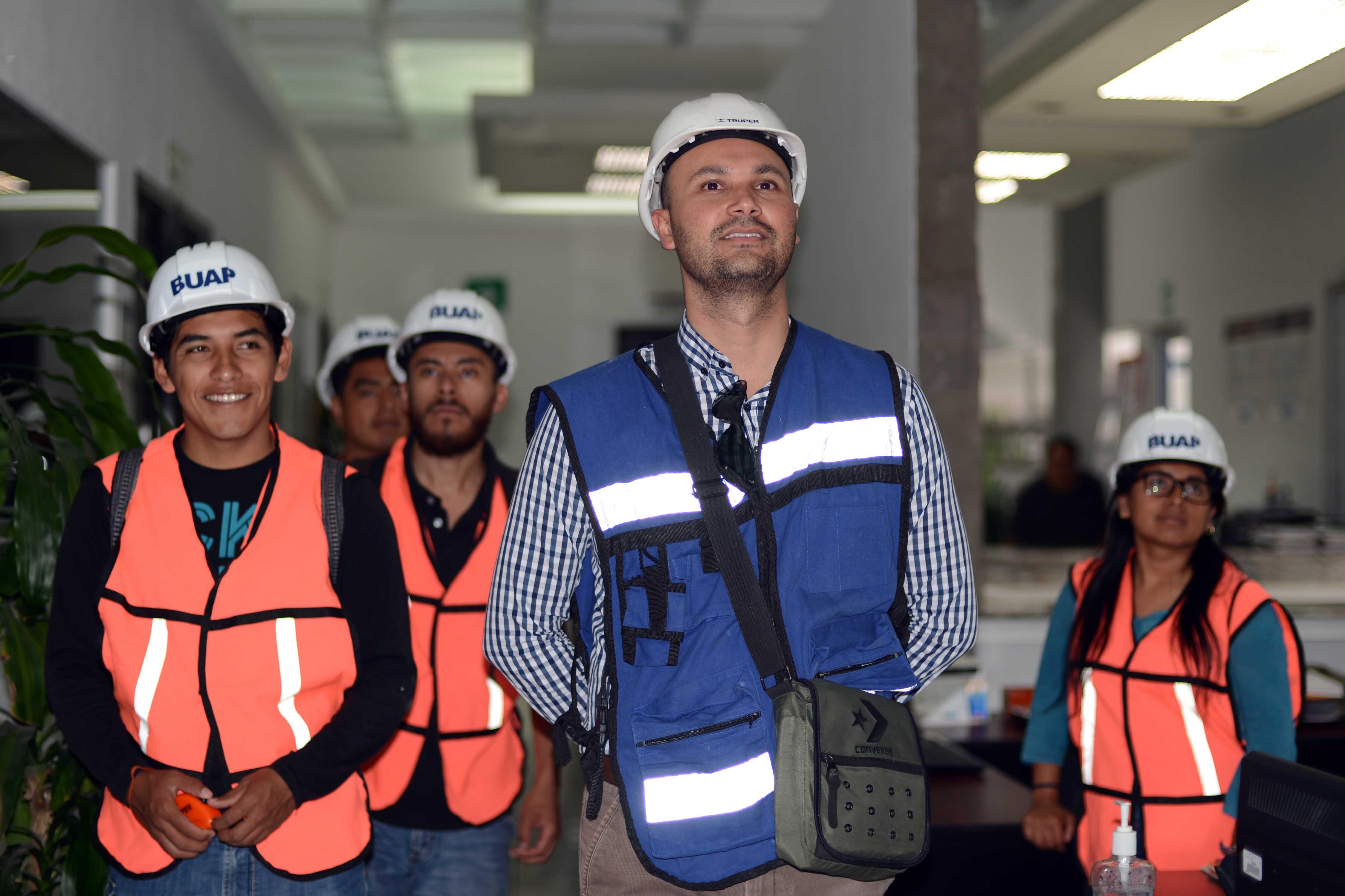 Directores responsables de obra valoran 576 edificios de la BUAP