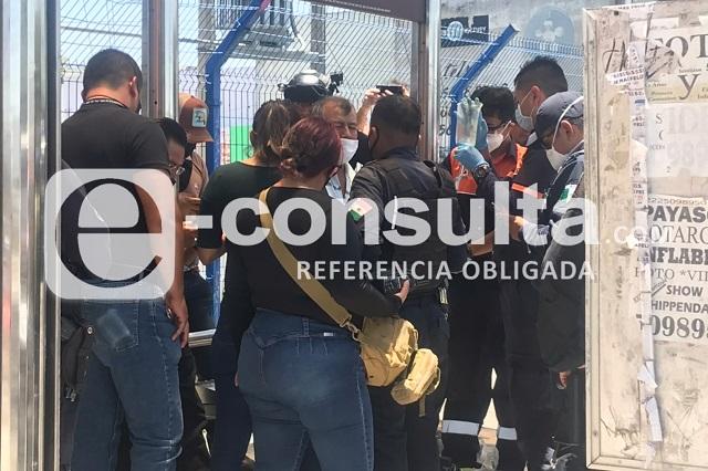 Lo balean y roban 200 mil pesos en la calzada Zaragoza