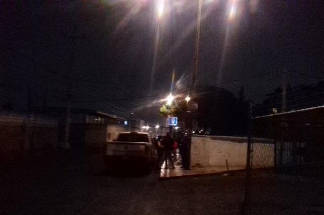 Cateo deja 4 detenidos en San Miguel Mayorazgo