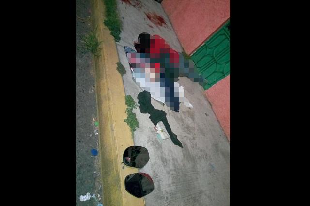 Ladrones quedan malheridos por golpiza de vecinos de Puebla
