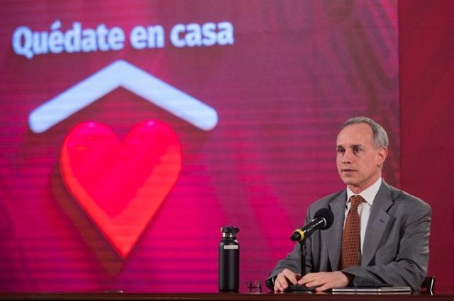 Rebasa Puebla en 90% pronóstico de Covid: López Gatell