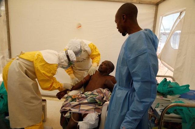 Confirma la OMS nuevo brote de ébola en el Congo