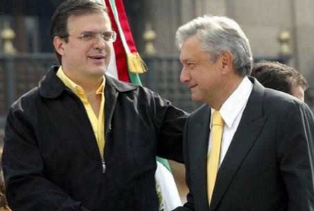 Ebrard dice que defenderá a México del trato terrible que le da Trump