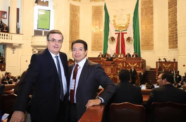 México, el mejor vecino que EU puede tener, le revira Ebrard a Trump