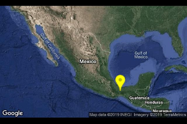 Sismo de 5.5 en Chiapas no se sintió en Puebla