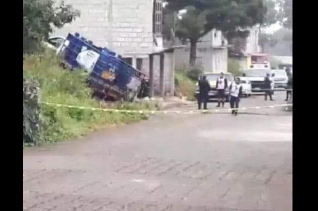 Matan a 2 repartidores de RegioGas en intento de asalto