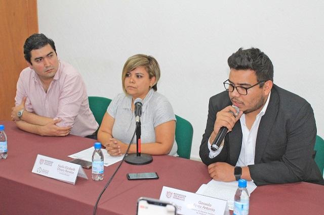 Ayuntamiento de Texmelucan acusa desvíos del titular de Sosapatex