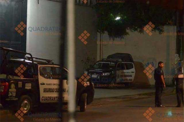 Un comando armado asesina a balazos a 5 policías en Ecatepec