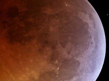 Eclipse total de Luna iniciará a las 03: 01 del sábado: INAOE