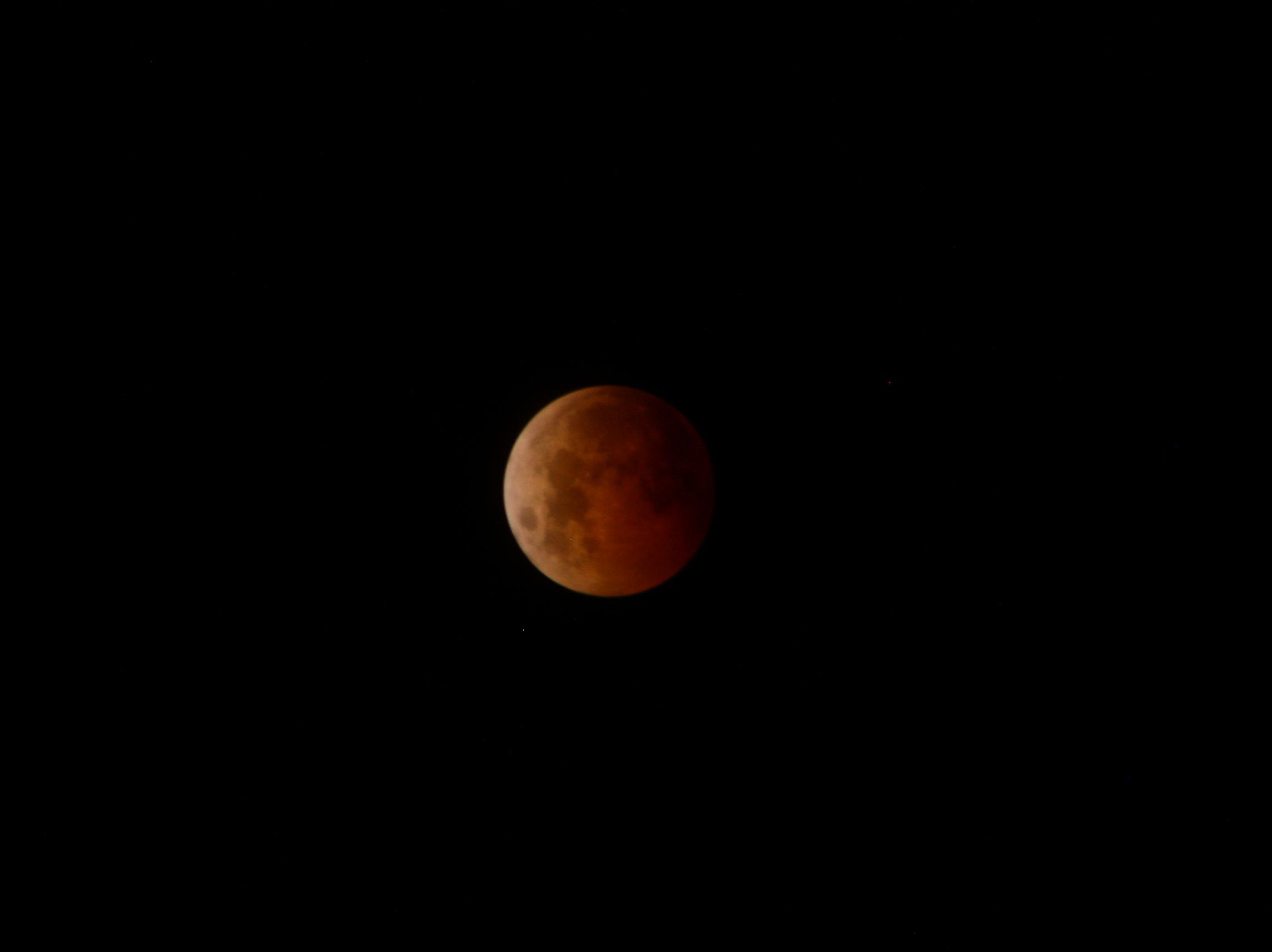 Este 31 de enero es el primer y único eclipse de 2018 para México
