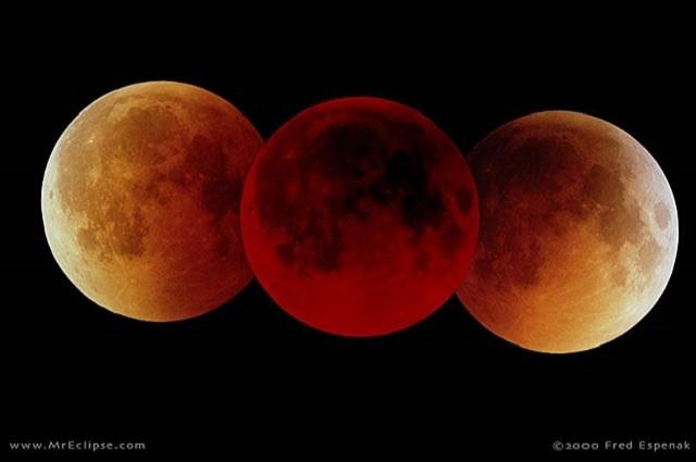 ¿Dónde se podrá ver el eclipse del 27 de julio?