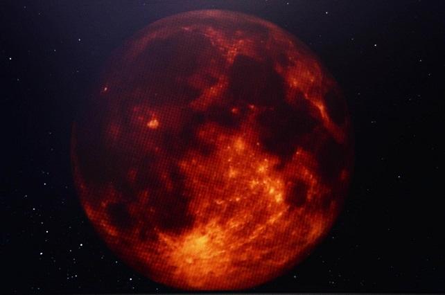 hora del eclipse lunar 2019