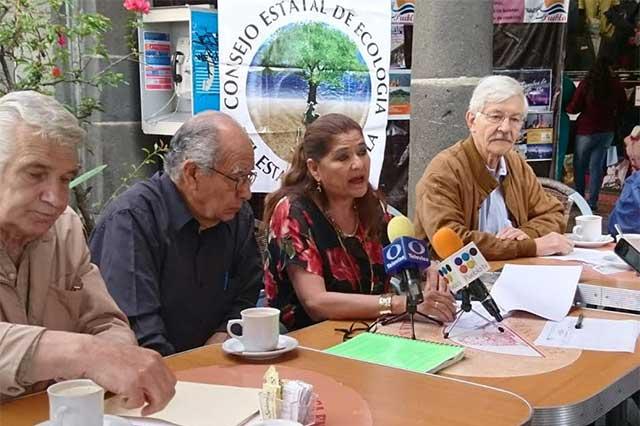 El Atoyac debe limpiarse desde Ixtapaluca, dice Consejo de Ecología