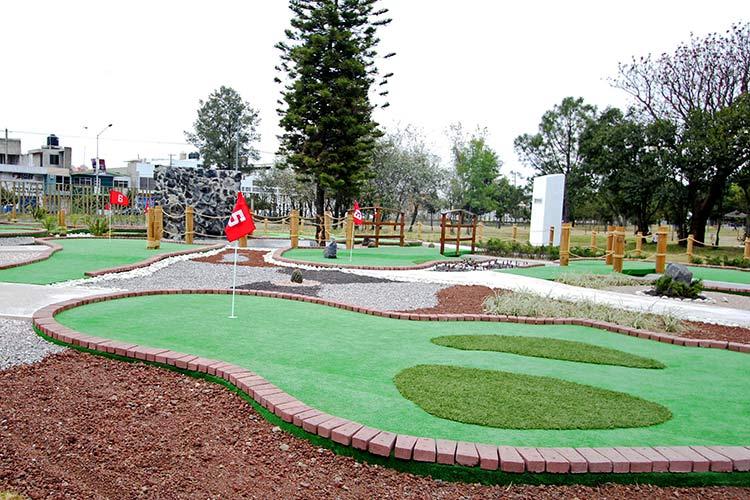 Minimizan inversiones para parques de la Ciudad de Puebla