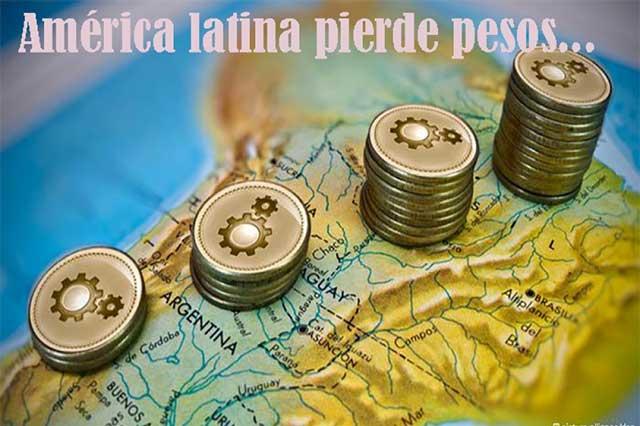 Disminuye ritmo de crecimiento económico en América Latina