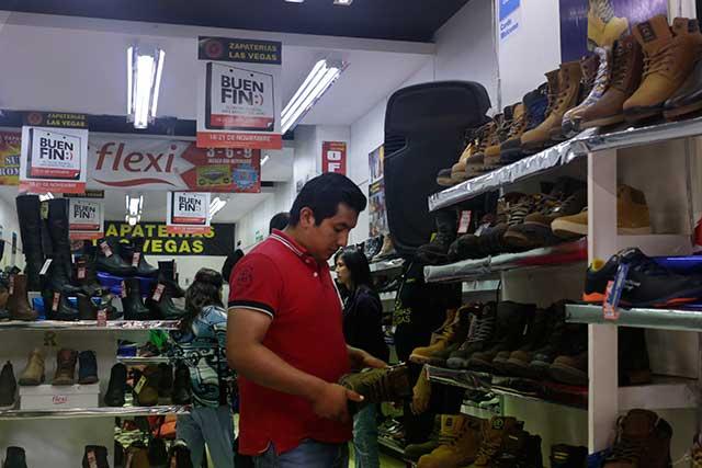 Derrama económica en El Buen Fin podría llegar a 8,600 mdp en Puebla