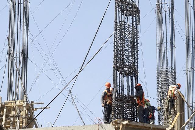 Industria de la construcción cierra 2020 con números rojos en Puebla