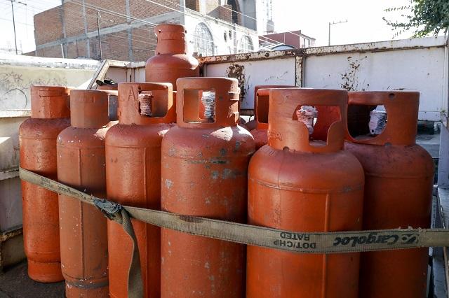 Pedirán en cámara de diputados sancionar abusos en gas LP
