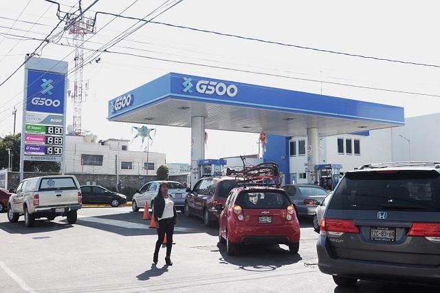 Sólo 2 estaciones ofrecen gasolina Magna en menos de 18 pesos