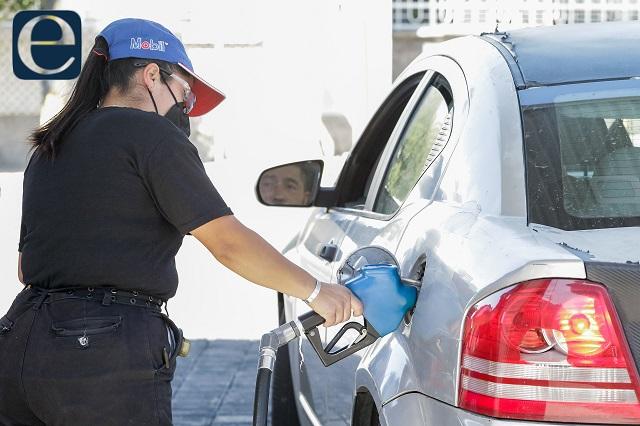 Baila precio de la gasolina; Magna puede costar 24 pesos