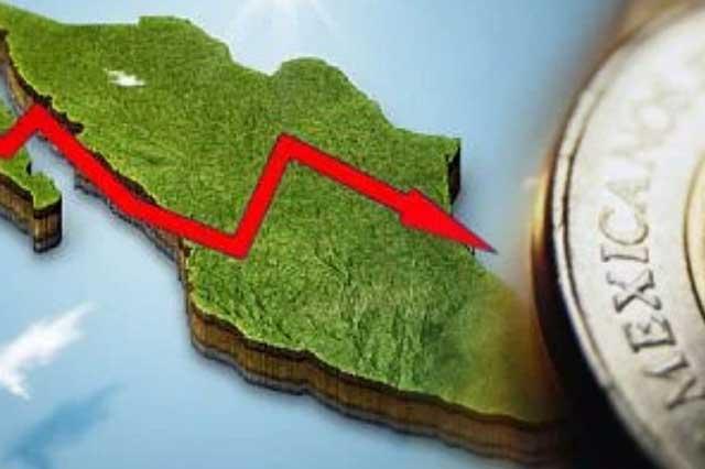 Reporta el Inegi retroceso económico en el tercer trimestre de 2017