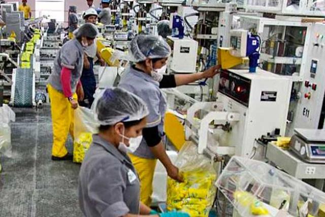 El Inegi reporta que la economía sólo creció 2.3% en 2017