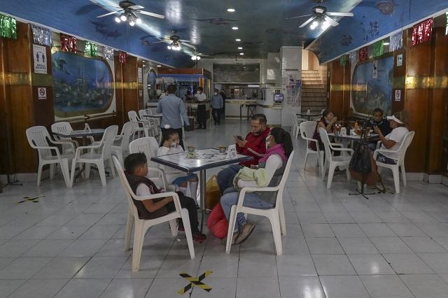 Incierto cierre de año para restauranteros en Puebla: Canirac