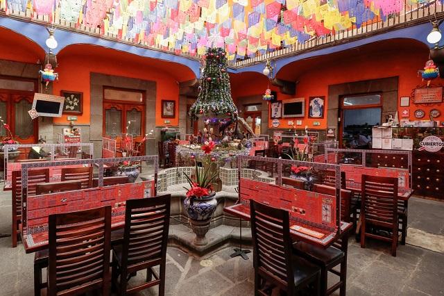 Fueron 150 los restaurantes que cerraron por Día Solidario en Puebla
