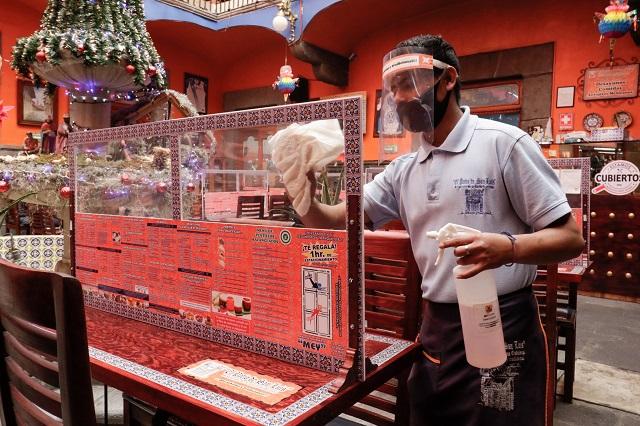 Pese a decreto suben 25% ventas navideñas en Puebla: Canirac