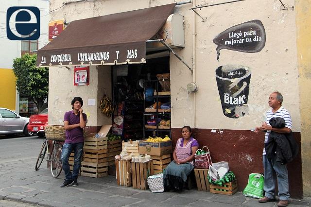 Se recuperan tienditas en Puebla pero no generan empleo