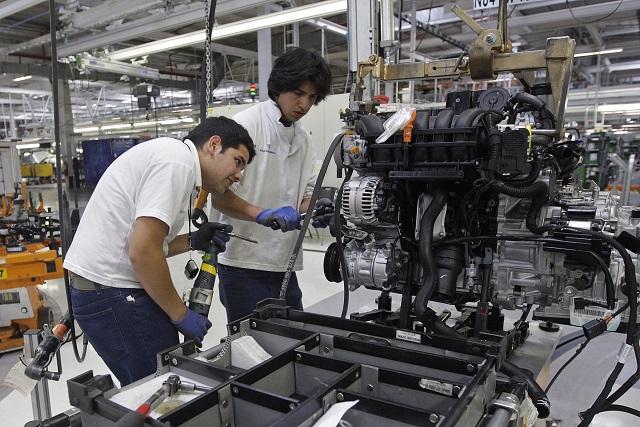 Planta de componentes en Puebla, la mejor del consorcio VW