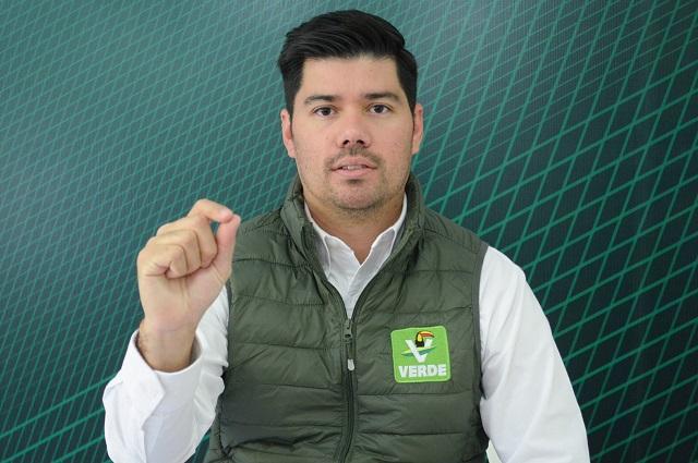 Partido Verde se declara listo para el inicio del proceso electoral