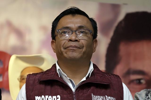 Garmendia será el dirigente provisional de Morena Puebla