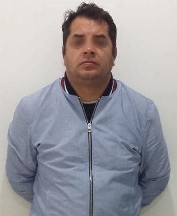 Capturan la FGE e Interpol a sujeto acusado de fraude en Puebla