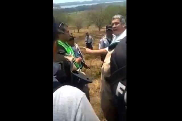 Voy a matar a tu familia, dice ex funcionario de Duarte a empleado