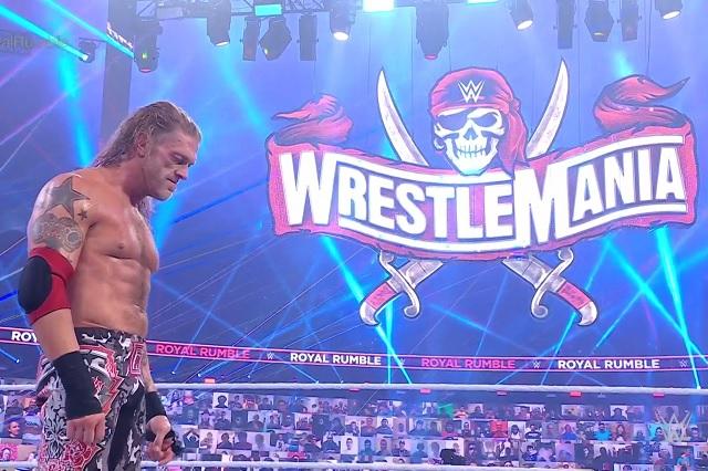 Edge se lleva el Royal Rumble tras casi una hora de lucha